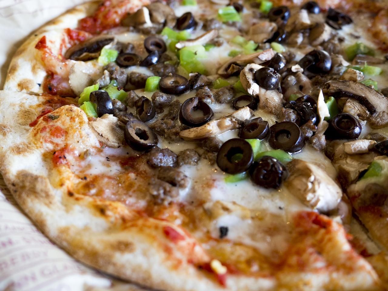 delicious DC pizza