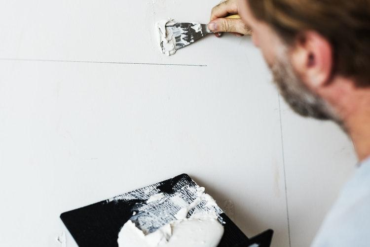 Sellers making repairs