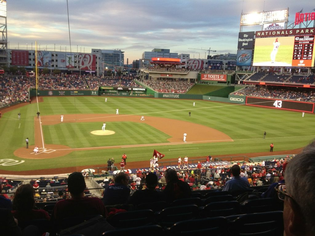 washington nationals baseball