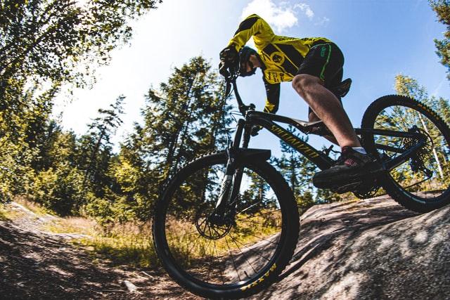 mountain biking in dc