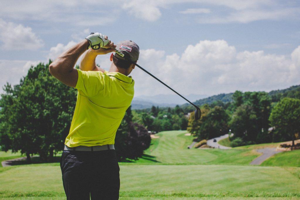 Golfing in Bethesda