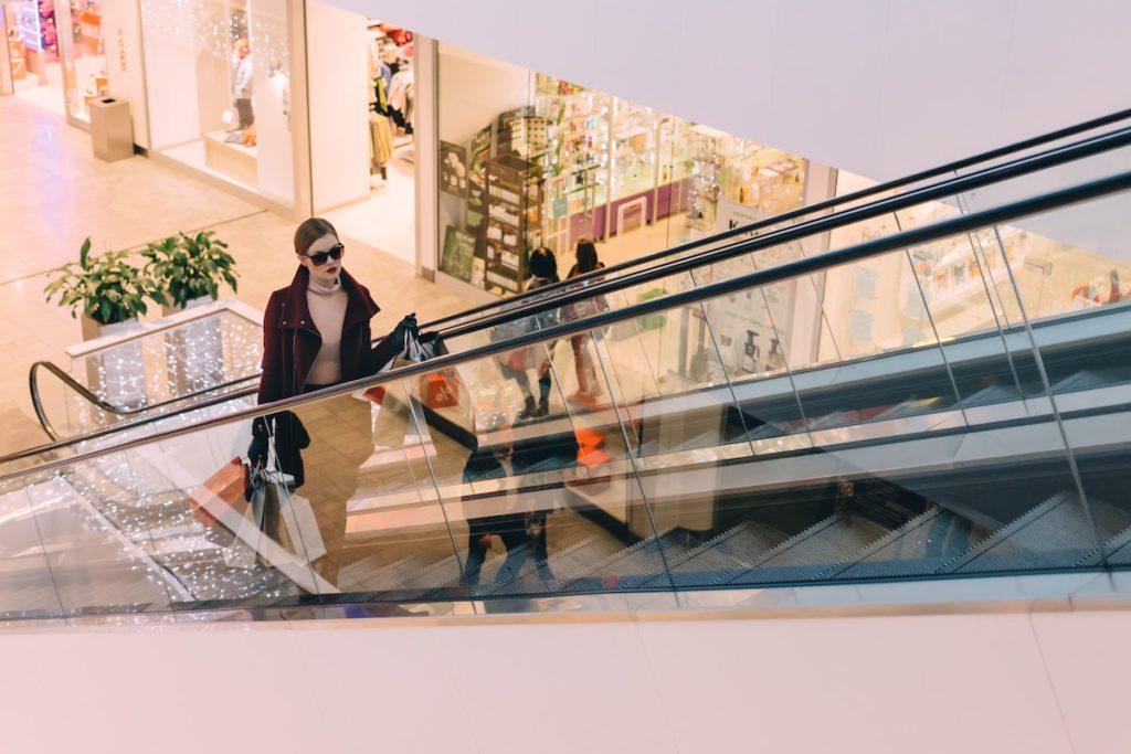 Shopping in Bethesda