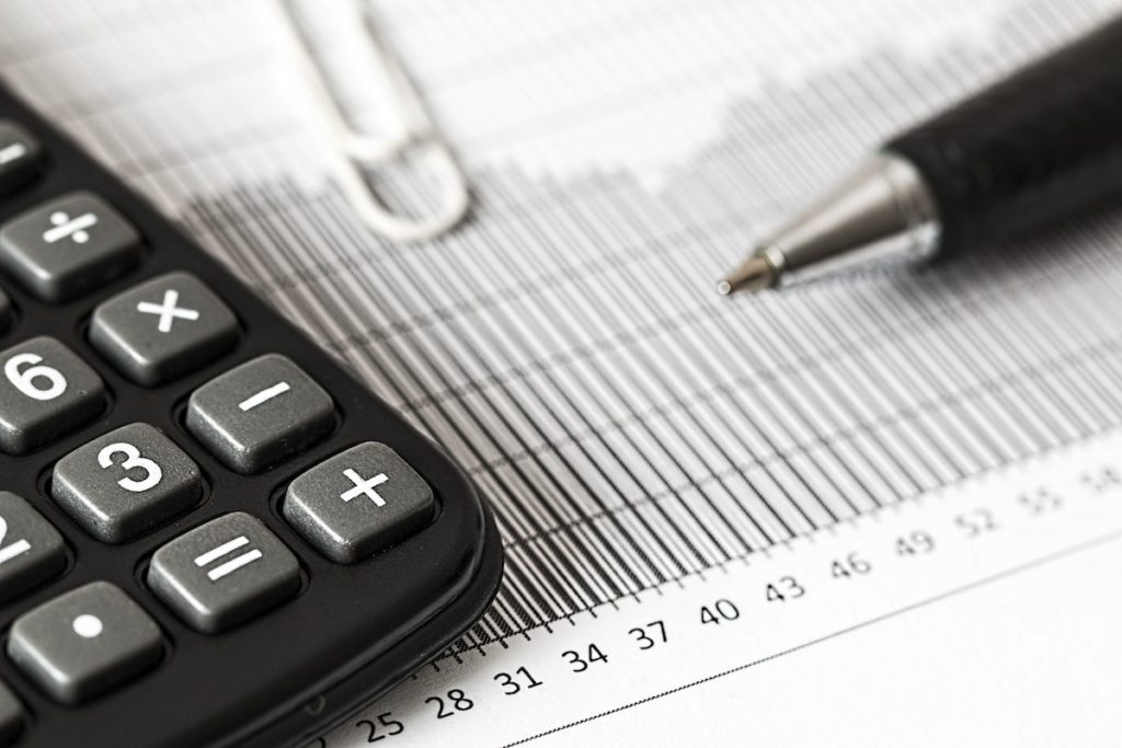 Calculating before you buy or sell
