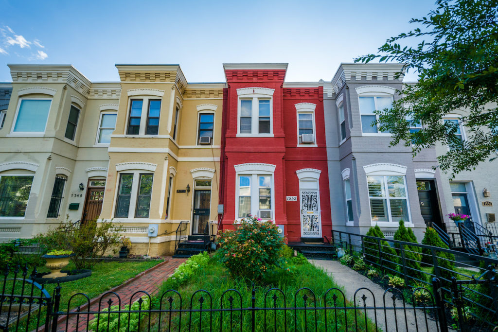 buy or sell a DC home